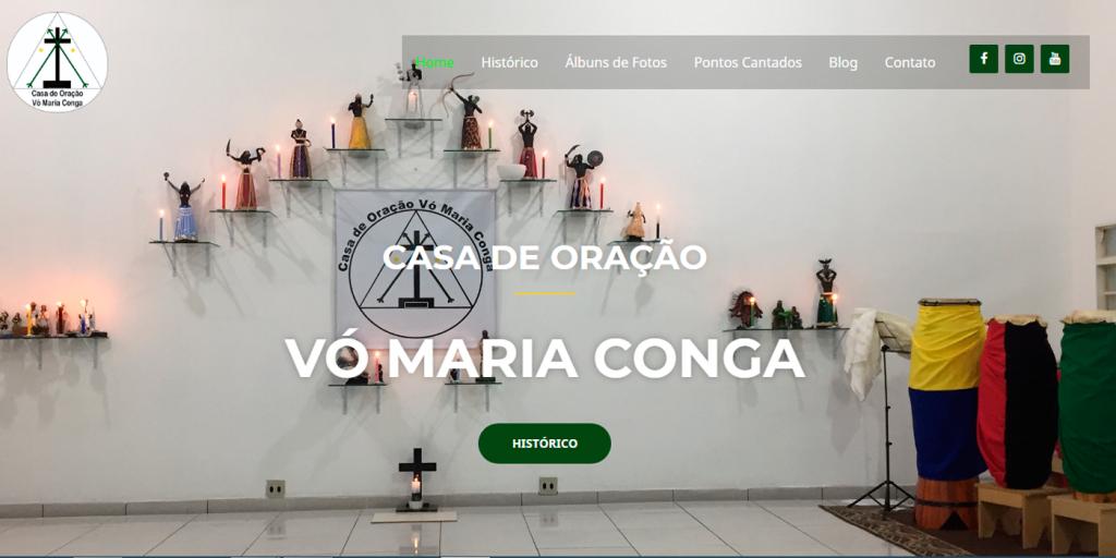 Vó Maria Conga